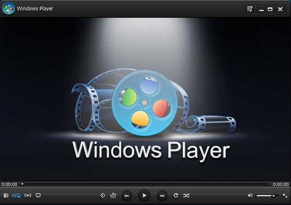 المشغل الروسي الجديد 3.5.1.0 Windows Player لتشغيل اي فيديو لديك بدقة عالية الوضوح HD