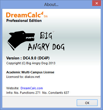 DreamCalc Professional Edition 4.9.0