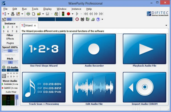 WavePurity Professional v 7.50