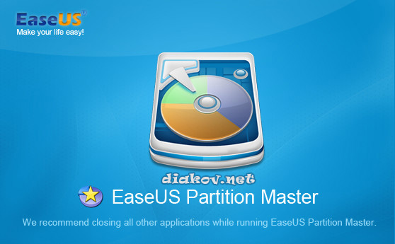 EASEUS Partition Master 10.1 Server | Professional | Technican | Unlimited Edition