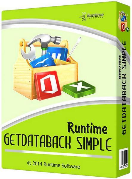 Runtime GetDataBack Simple 3.00 + Portable