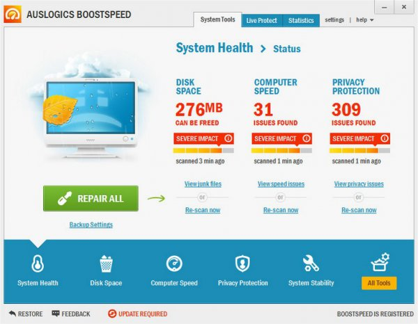 AusLogics BoostSpeed 6.5.6.0 Final