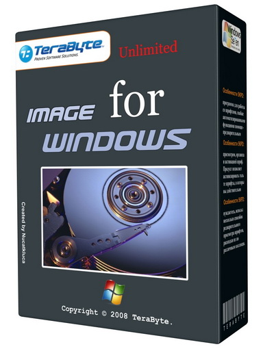 TeraByte Unlimited Image for Windows 2.99