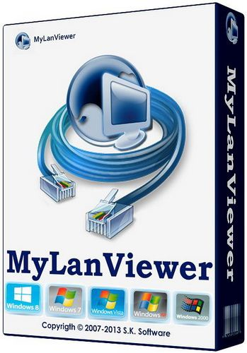 MyLanViewer 4.18.9 + Rus + Portable