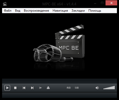 MPC-BE 1.4.4 Build 286 Stable + Portable