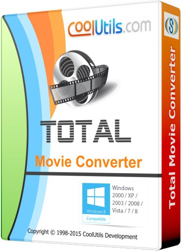 Coolutils Total Movie Converter 4.1.20 + Portable