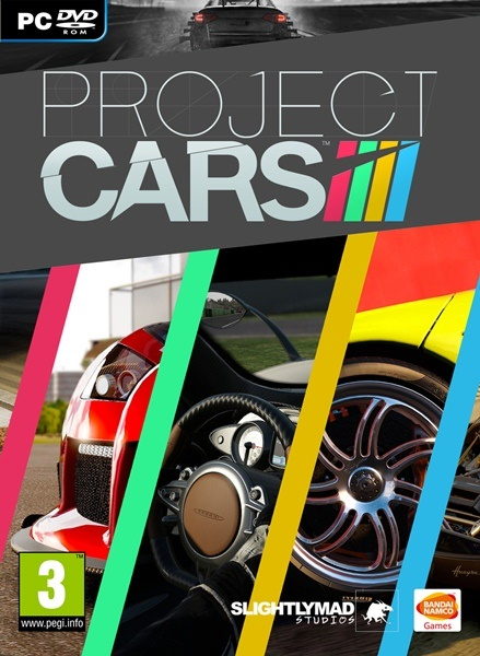 Project CARS (2015/RUS/ENG/MULTi8/RePack)