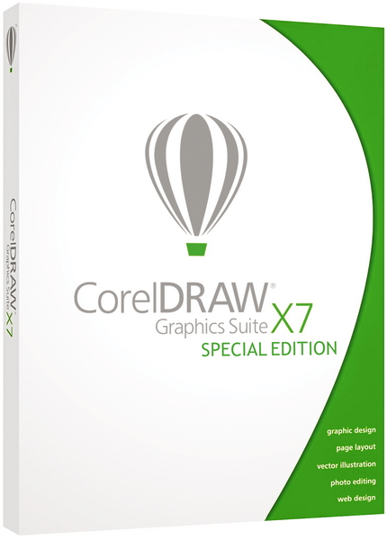 CorelDRAW Graphics Suite X7 17.5.0.907 Special Edition