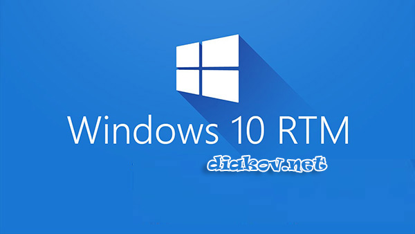 Microsoft Windows 10.0.10586 Version 1511 RTM February Update