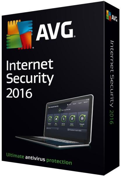 AVG Internet Security 2016 16.41.7441