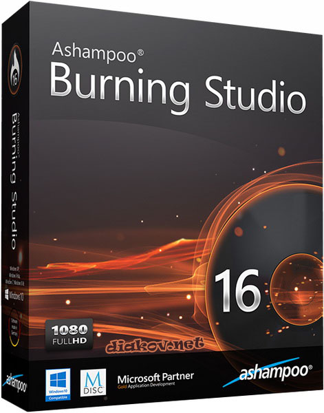 Ashampoo Burning Studio 16.0.6.23
