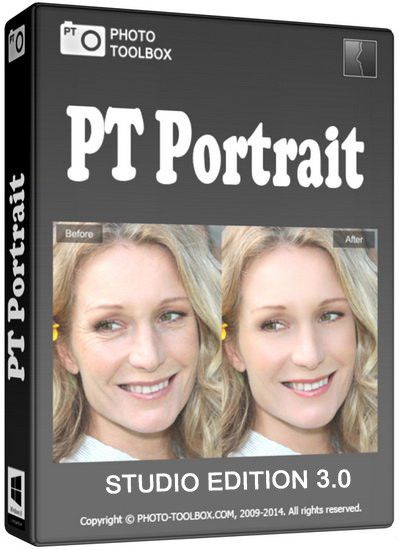 PT Portrait 3.0 Studio Edition RePack + Portable
