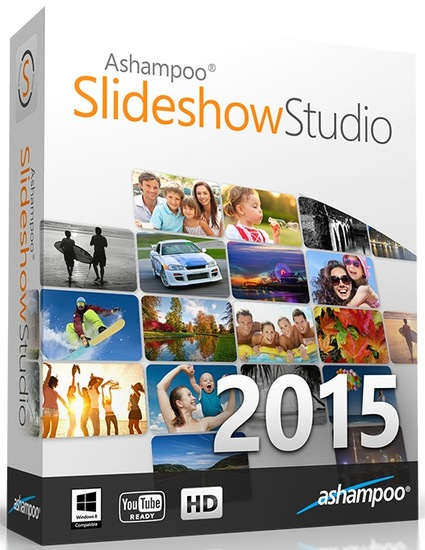 Ashampoo Slideshow Studio 2015 1.0.0.11