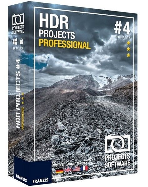 HDR Projects Professional 4.41.02511
