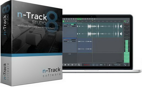 n-Track Studio EX 8.0.0 Build 3380