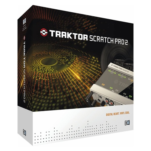 Native Instruments Traktor Scratch Pro 2.10.2.9