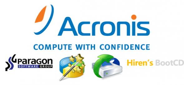Acronis 2k10 UltraPack 6.4