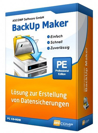 BackUp Maker Professional Edition 7.200 Retail