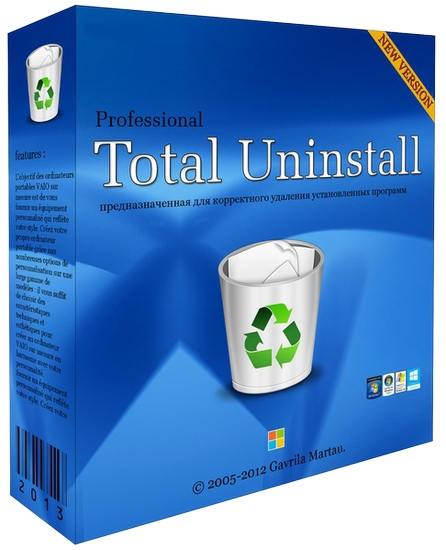 Total Uninstall Pro 6.17.0 + Portable