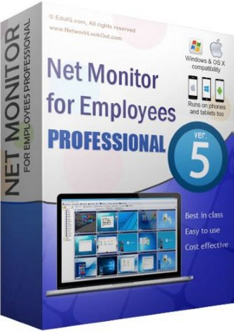 Net Monitor for Employees Pro 5.2.4