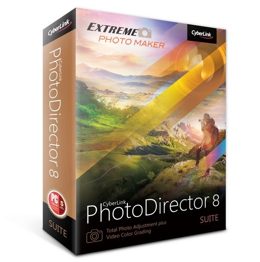 CyberLink PhotoDirector Suite 8.0.2303.0 + Rus