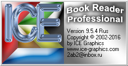 ICE Book Reader Professional 9.5.4 + Lang Pack + Skin Pack + Portable