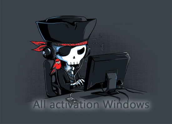 All activation Windows (7-8-10) v12.5