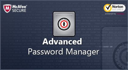 Advanced Password Manager 1.0.0.20885
